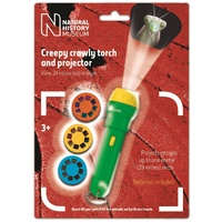 CREEPY CRAWLY TORCH & PROJECTOR