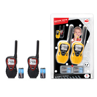 WALKIE TALKIE EASY CALL 18CM 2 ASST