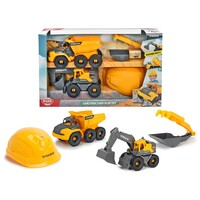 VOLVO CONSTRUCTION SET INCL HELMET