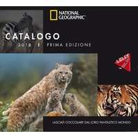 National Geographic 2018 Catalogue