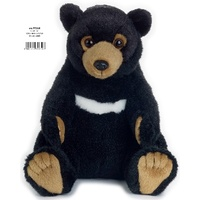 BEAR BLACK STD 24CM #