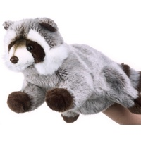 HAND PUPPET - RACOON